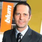 Mr. Martin Herr, MD of Blum India